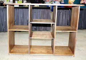 Bookshelf - woodworking web
